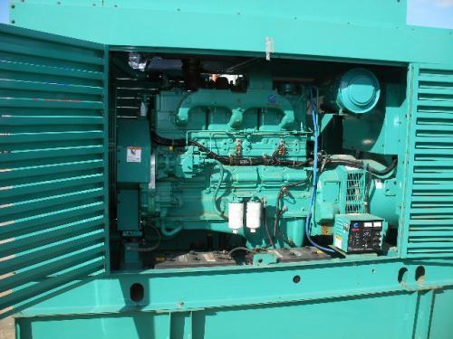 Onan Diesel Generator >> Used 275kW Cummins / Onan Diesel Generator