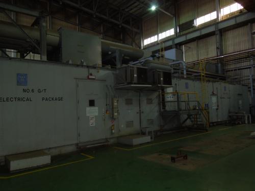New 800000kw Siemens Natural Gas Generator