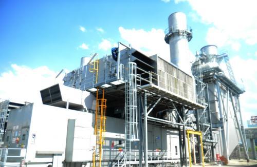 Used 180000kw Ge Natural Gas Generator