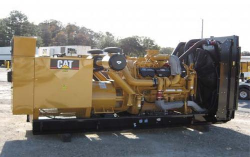 New 650kw Caterpillar Diesel Generator