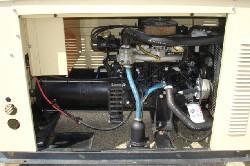 Used 15kw Generac Natural Gas Generator