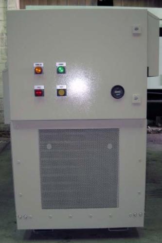 Used 60kw Capstone Microturbine Natural Gas Generator