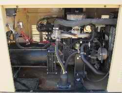 Used 20kw Generac Natural Gas Generator