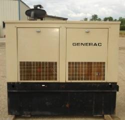 Used 20kW Generac Diesel Generator