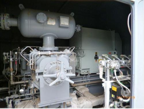 Used 34000kW Mitsubishi Natural Gas Generator