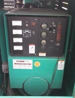 Used 100kw Cummins Onan Natural Gas Generator