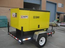 Used 20kW SDMO Diesel Generator