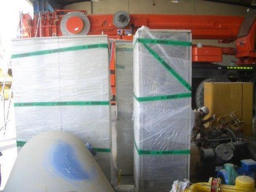Used 8000kW Caterpillar Natural Gas Generator