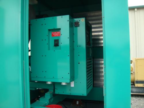 New 600kw Cummins Onan Diesel Generator